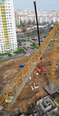 Монтаж грузоподъемного оборудования Услуги 14-192x380