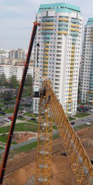 Монтаж грузоподъемного оборудования Услуги 15-192x380
